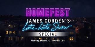 James Corden's Homefest